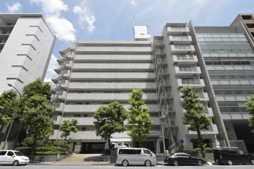 Exterior of Churis Nishiazabu 4F