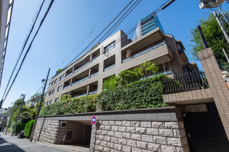 Exterior of Diana Garden Jingumae 4F