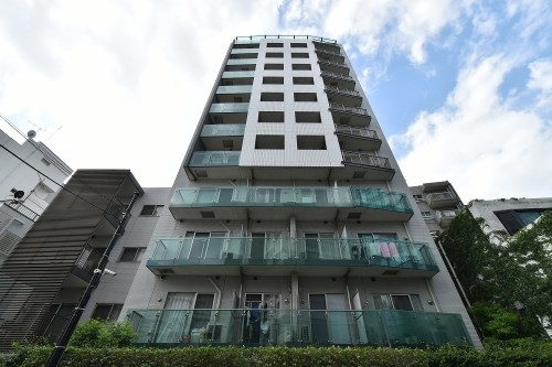 Exterior of Grand Suite Jingumae 4F