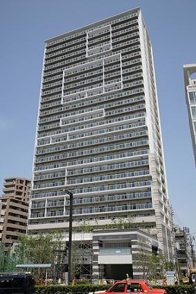 Exterior of Lions Yotsuya Tower Gate 12F