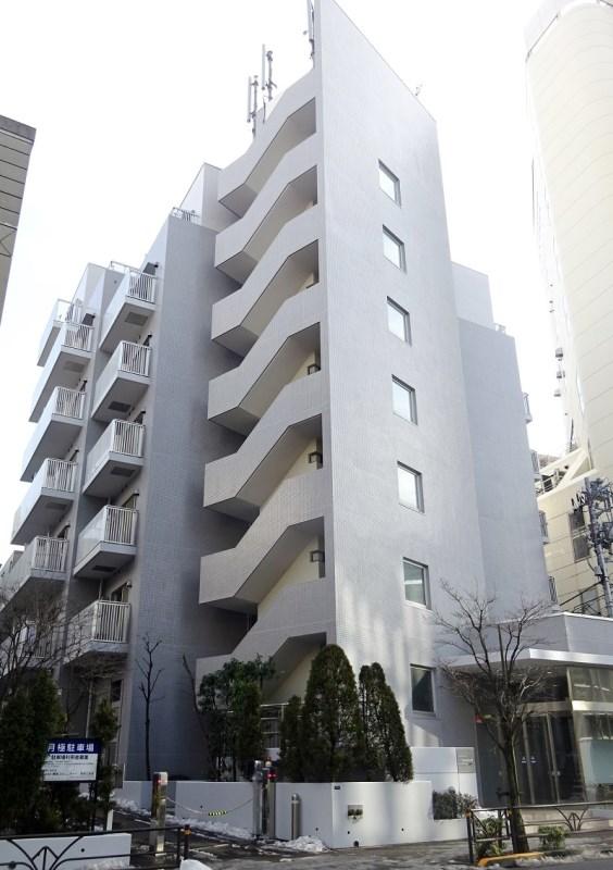 Exterior of Espoir Shibuya Shoto 5F