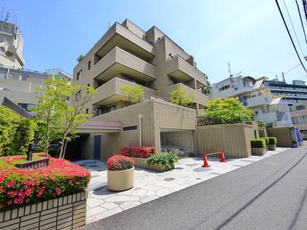 Exterior of Berte Sangubashi 2 4F