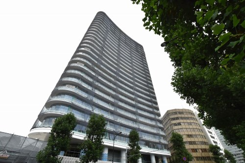 Exterior of Park Court Aoyama The Tower 4F