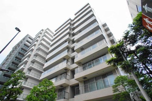 Exterior of Quality House Shirokanedai 8F