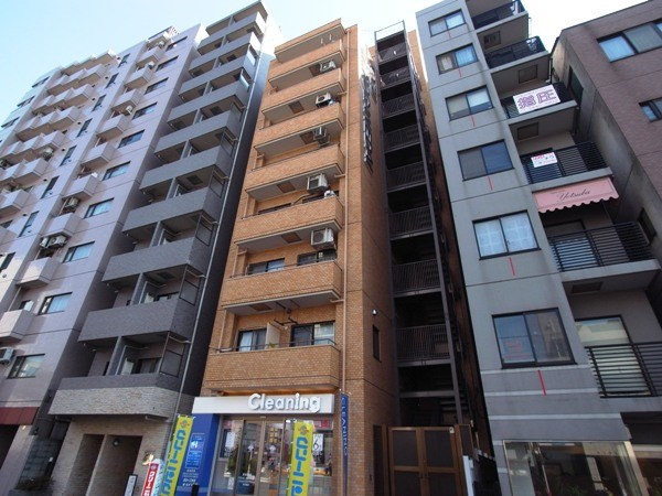 Exterior of Cose Shirokanedai 5F