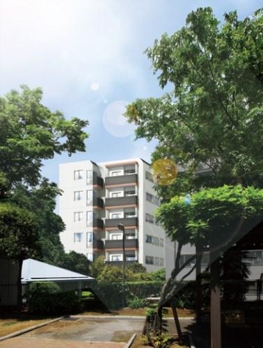 Exterior of Century Akasaka 8F