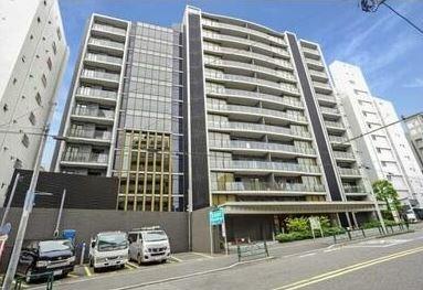 Exterior of City House Ebisu Datezaka 13F