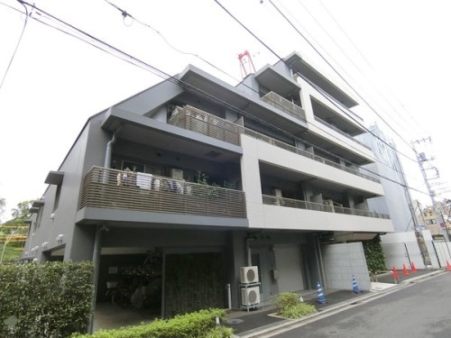 Exterior of Nishiazabu Homes 5F