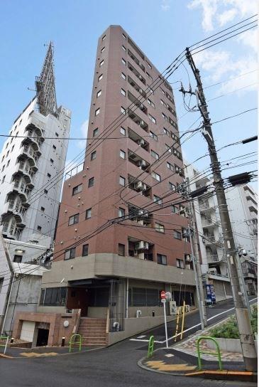 Exterior of シンシア六本木 12F