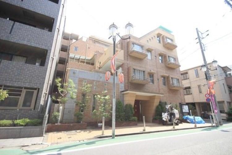 Exterior of カーサフェリス武蔵小山 1F