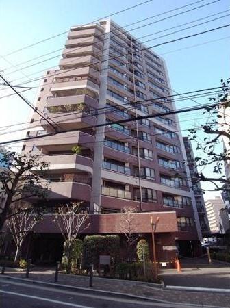 Exterior of ダイアパレスシェルトワレ目黒 12F