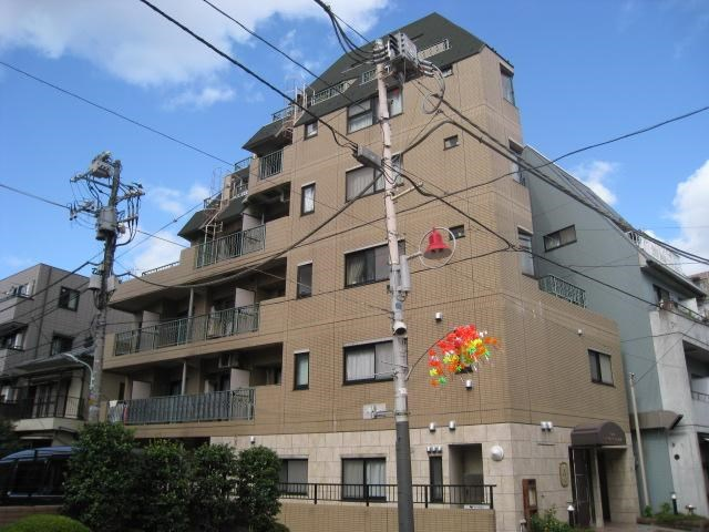 Exterior of Scala Shirokane City Plaza 4F