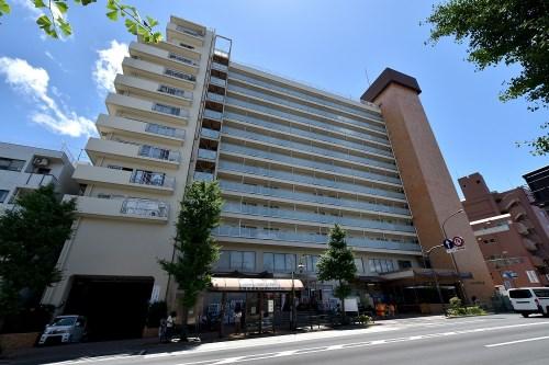 Exterior of Mansion Shimizudai 5F