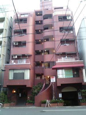 Exterior of Ecrale Minami-azabu 8F
