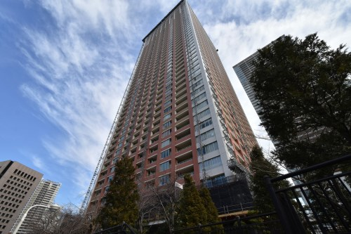 Exterior of Shibaura Island Grove Tower 30F