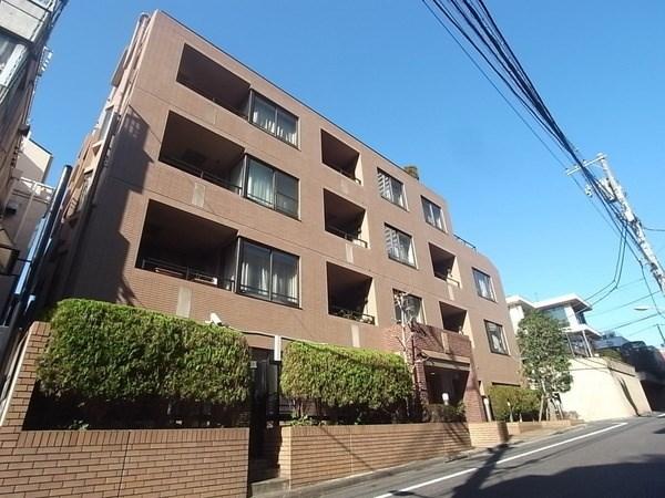 Exterior of ディアナコート白金台 2F