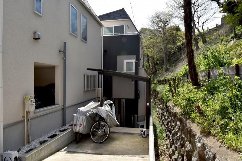 Exterior of Higashi-oi 3-chome House
