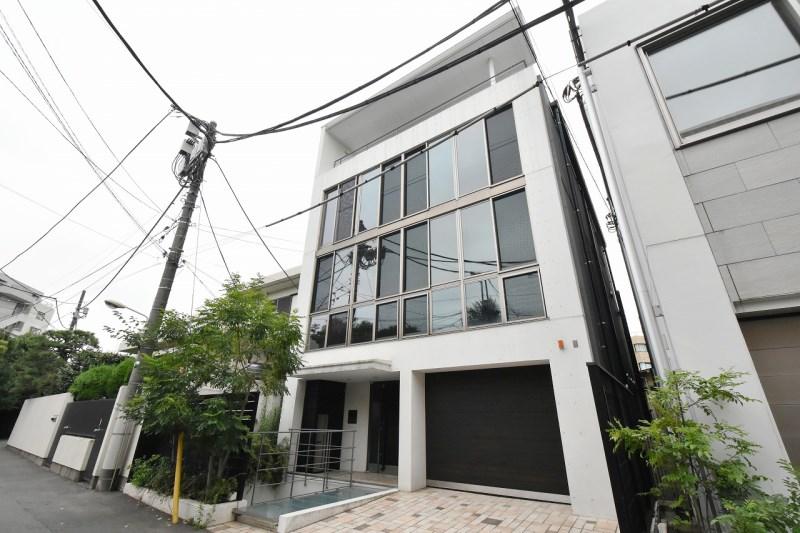 Exterior of 千駄ヶ谷2丁目戸建 Sendagaya Olympic View