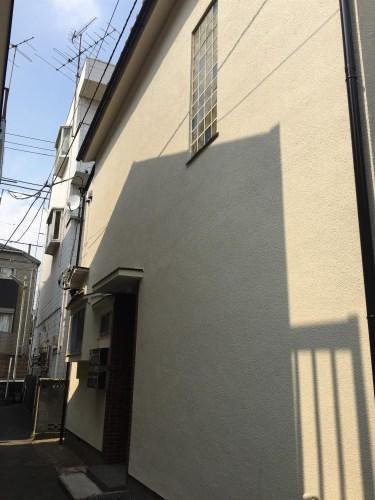 Exterior of Wakagi Plaza
