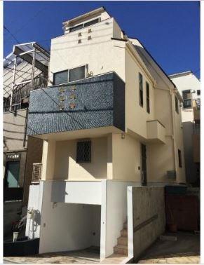 Exterior of Nishihara 2-chome House