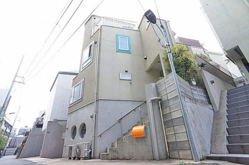 Exterior of Minami-aoyama 4-chome House