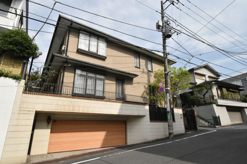 Exterior of 富ヶ谷2丁目戸建