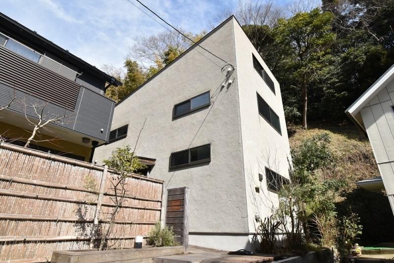 Exterior of Kamakura-shi Nishimikado 1-chome House