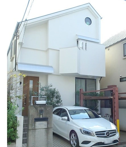 Exterior of Kaminoge 4-chome House