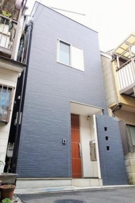 Exterior of Nishi-shinagawa 2-chome House