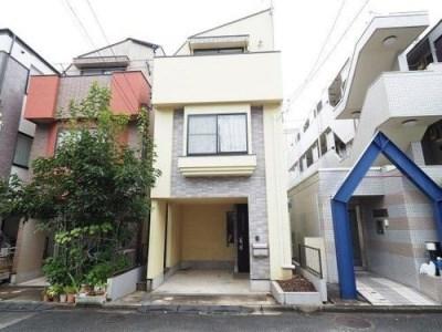 Exterior of Nakamachi 3-chome House