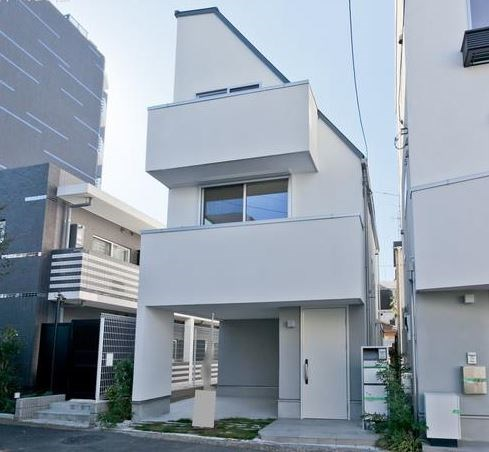 Exterior of Chidori 3-chome House C