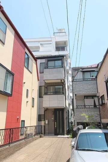 Exterior of Mita 2-chome House