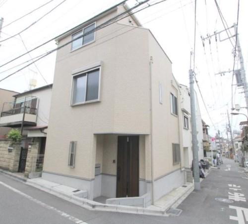 Exterior of 中里町戸建