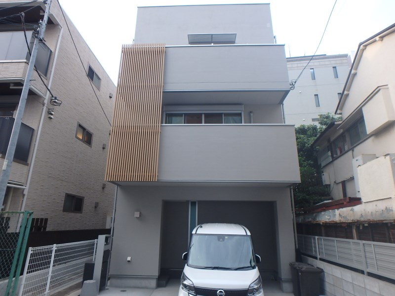 Exterior of 内藤町戸建