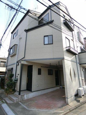 Exterior of Hatagaya 3-chome House