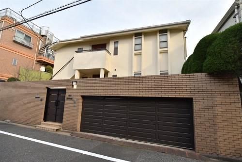 Exterior of Shimouma 5-chome House