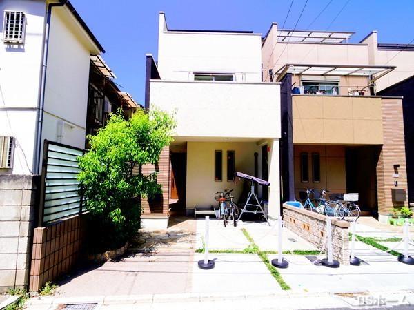 Exterior of Sasazuka 2-chome House