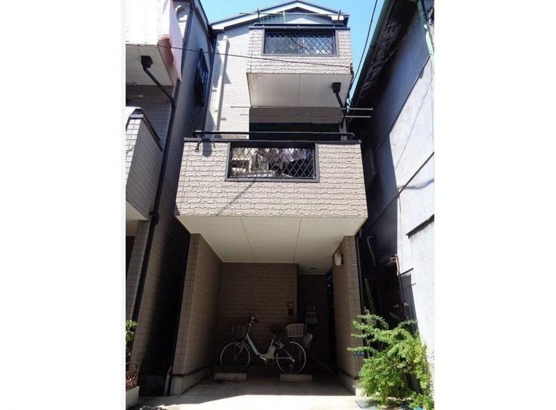 Exterior of Nishi-shinagawa 1-chome House