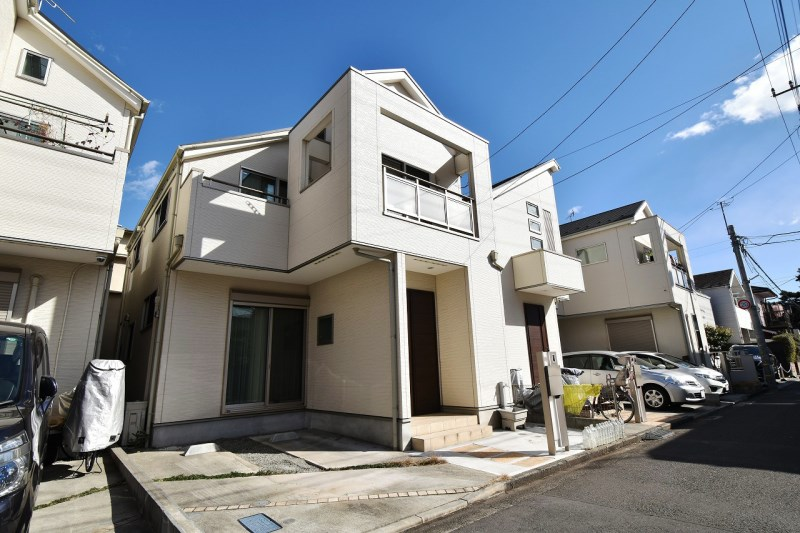Exterior of Takamatsucho 2-chome House