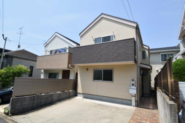 Exterior of Nakai 2-chome House