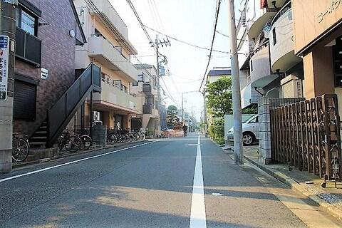 Exterior of NishiKamata 3-chome House