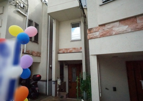 Exterior of Kami-ikedai 5-chome House