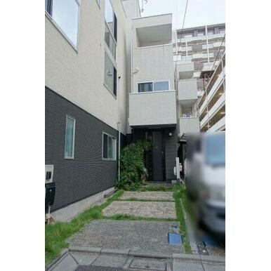 Exterior of 東京都西五反田の一戸建て
