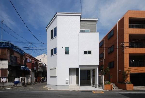 Exterior of 北馬込1丁目戸建