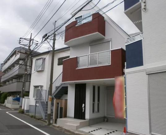 Exterior of 南雪谷1丁目戸建 1