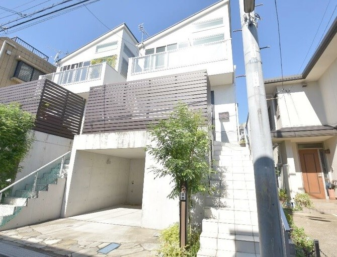 Exterior of 東雪谷5丁目戸建