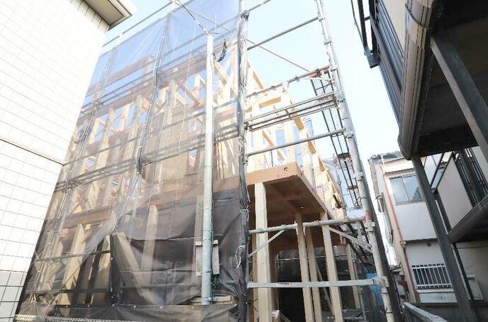 Exterior of Higashi-yukigaya 5-chome House