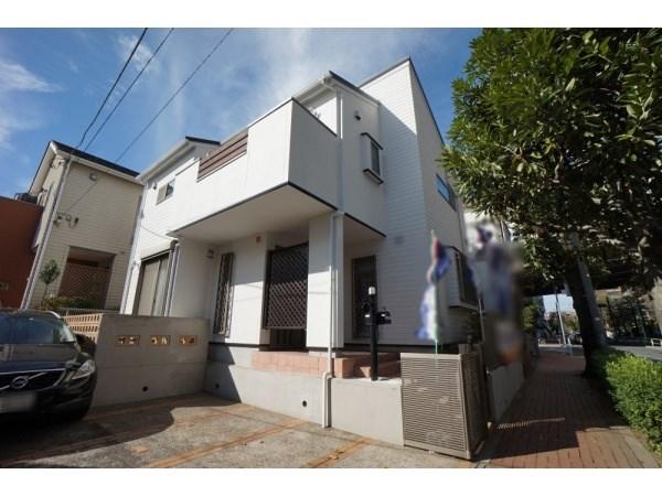Exterior of Tamagawadai 2-chome House