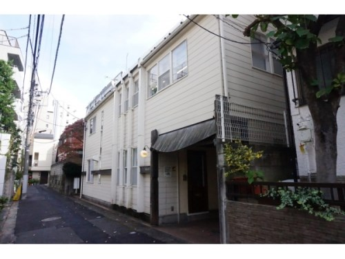 Exterior of 東京都西麻布の一戸建て