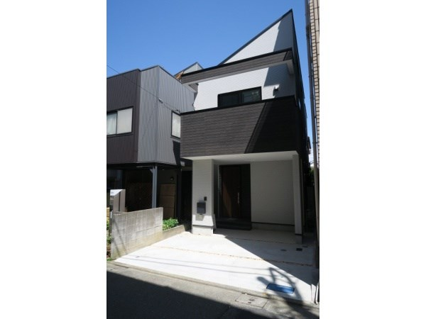 Exterior of Daita 6-chome House